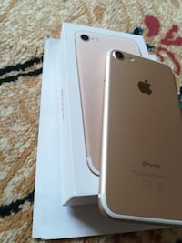 Kutu ile  iphone 7 gold Nizip, 27700