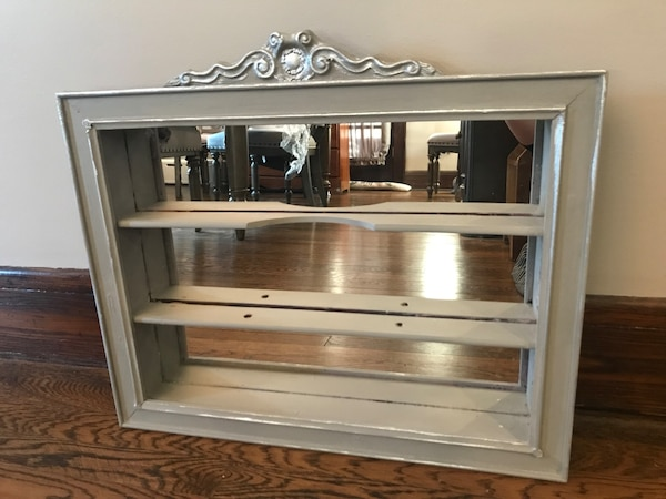 Used Antique Mirror Shelf For Sale In North Plainfield Letgo