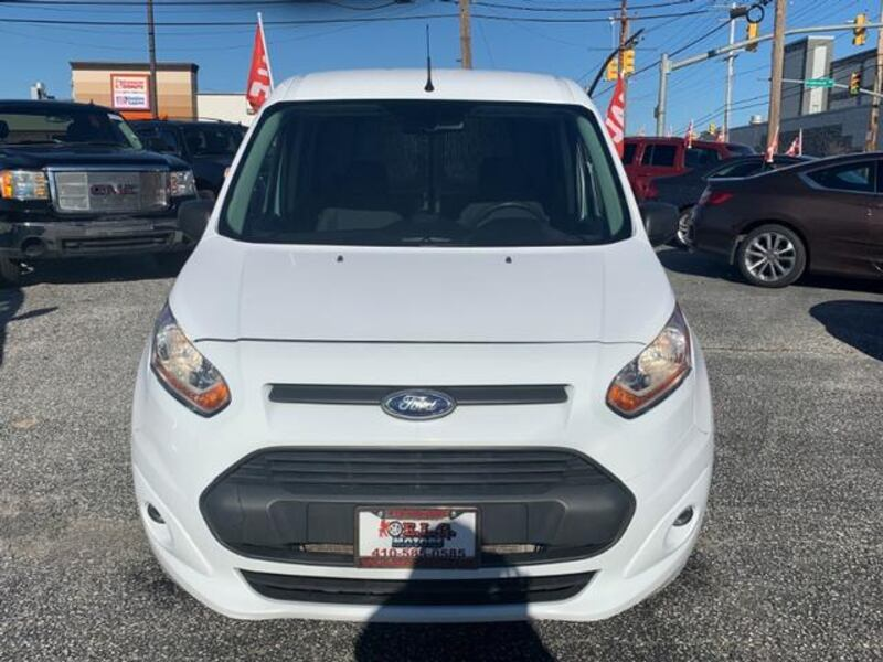 2016 Ford Transit Connect XLT 4
