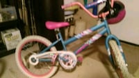 """Girls 20"""" Bike.  Comes with helmet.  Great condition.  Paid $90 New Carmichael, 95608"""