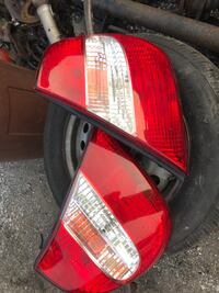 04 Toyota Camry tail lights