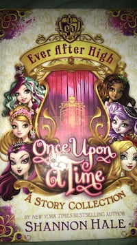 Ever After High Book Collection  New York, 11235