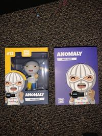 Anomaly Youtooz Collectibles Limited Edition  Bethesda, 20814