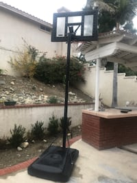 Life time shatter proof basket ball hoop RANCHOCUCAMONGA