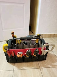Tool box with tools Mississauga, L5B