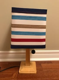 Matching Quilt and Lamp for Boys Room and small Rug Markham, L6E 0H3