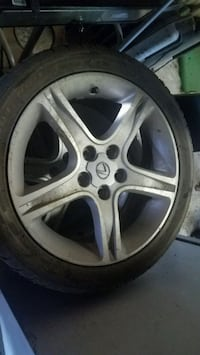Is 300 rims and tires $300 obro
