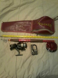 Packer.. telescopic fly rod