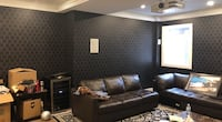 Wallpaper and commercial vinyl installation Mississauga