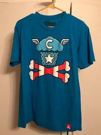 Johnny Cupcakes Captain America Shirt Westlake Village, 91362