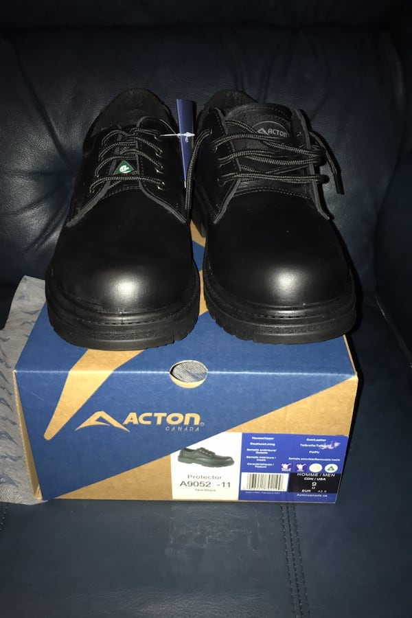 Steal toe work shoes 6fe5dc83-f60d-4c4c-8477-6914cb4a7f35