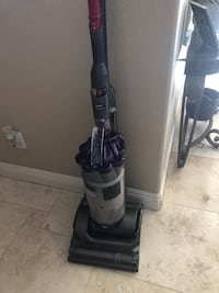 gray and black upright vacuum cleaner Santee, 92071
