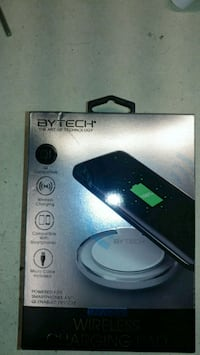 Bytech QI Wireless Charging Pad - NEW IN BOX