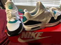 pair of white-and-black Nike sneakers Norcross, 30093