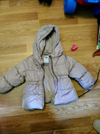 baby's pink bubble jacket Powell, 35986