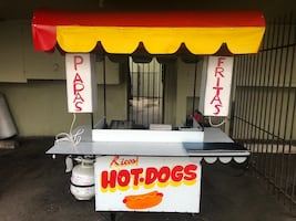 Food Cart READY TO SELL - Own Your Business Today