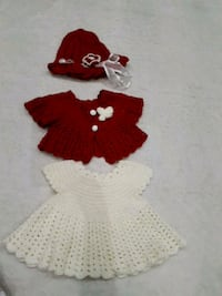 Hand madr knitting infant size Richmond Hill, L4C 9G8