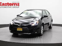 2015 Toyota Corolla LE Sterling, 20166