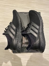 Adidas Ultra Boost 1.0 Triple Black Size 9.5 North Vancouver, V7M