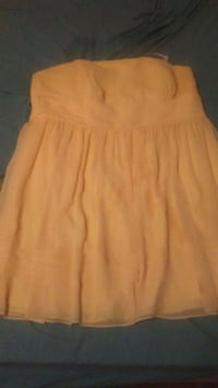 women's yellow sleeveless dress Woodbridge, 22192