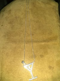Playboy Sterling silver necklace Las Vegas, 89102