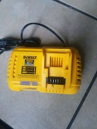 yellow and black DeWalt battery charger Manassas Park, 20111