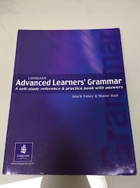 Longman Advanced Learners' Grammar textbook