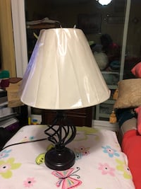 New Small Lamp 21 inch tall Upland, 91784