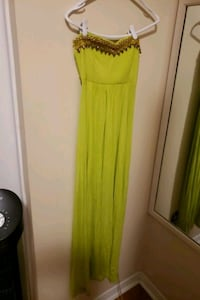 Green low back cut out size XS Mississauga, L5B