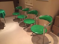 Authentic 1960's Dining Chsirs Pointe-Claire, H9R 1G4