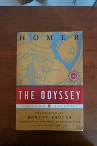 The Odyssey translated by Robert Fagles Oakland, 94618