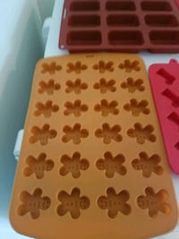 Silicone forms for baking and chocolate making  Sarasota, 34235