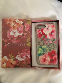 Used Gucci iPhone 8plus case Millersville, 21108