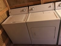 white washer and dryer set Charlotte, 28273