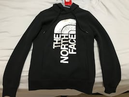 North face hoodie (women's)