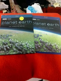 Planet earth blue ray Waynesboro, 22980