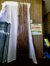 Bamboo Decorative Room Accent/Room Divider(?) Waldorf, 20602