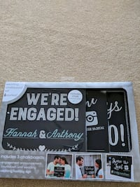 Only 1 Left - New Chalkboard Wedding Set (3 signs) Frederick, 21702