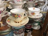 $20 for 2cups and saucers  Hamilton, L9A 1T3