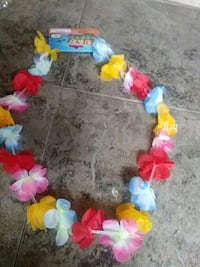yellow, red, and blue floral wreath Lompoc, 93436