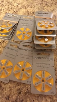 Power one high level battery packs x14 packs of 6. Silver Spring, 20905