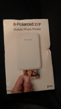 Polaroid zip mobile printer unopened never used Long Beach, 90815