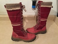 Women's Size 8.5 (39 EU) Bos & Co Glider Waterproof Insulated Winter Boots London
