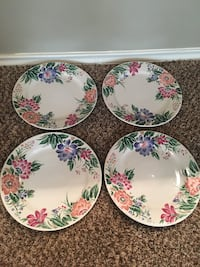 Springtime Floral Dishes Amarillo, 79118