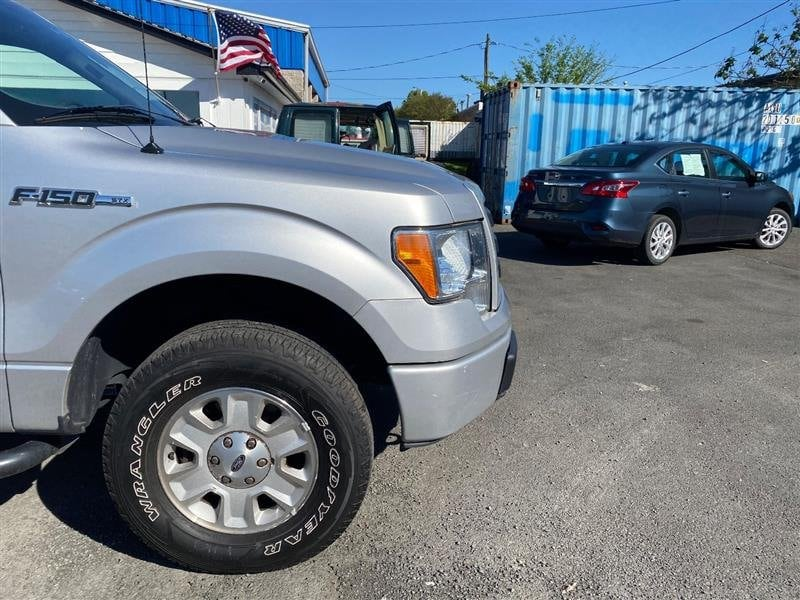 Ford F-150 2011 12