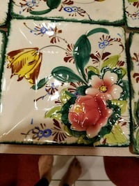 Beautiful dishes hand painted in Italy East Haven, 06512