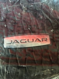 Jaguar rubber mats