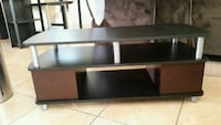 Coffee table with storage cubbies North Las Vegas, 89031