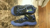 pair of blue-and-black hiking shoes Tallahassee, 32303