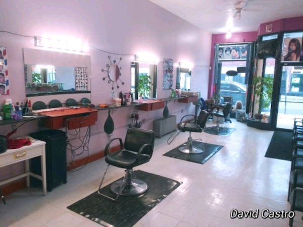 COMMERCIAL For SALE BUETY SALON